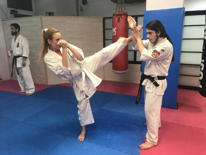 karate Barberà del Vallès