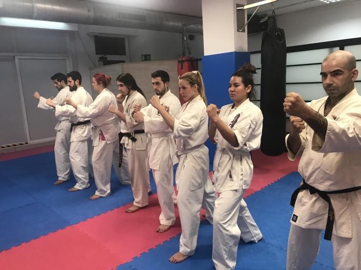 artes marciales Barberà